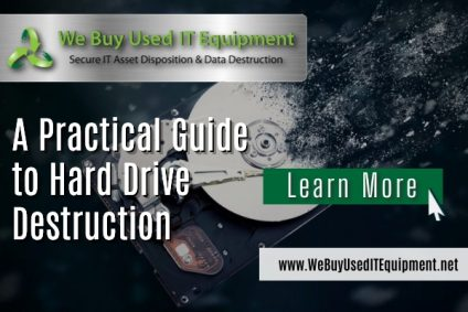 A Practical Guide to Hard Drive Destruction