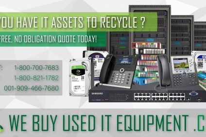 How To Sell Your Used I.T. Equipment