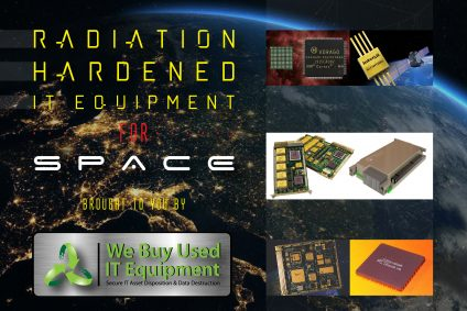 The Secret Behind Radiation Hardened IT Equipment in Space