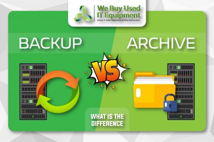 Data Backup and Archived Data? What's the Difference…