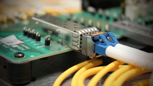 SFP transceiver