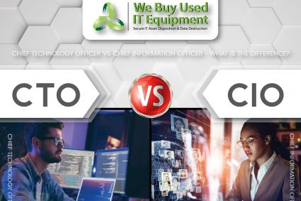 CTO vs CIO – What is the Difference?