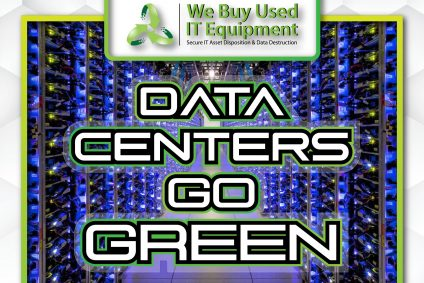 Data Centers Go Green