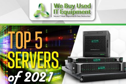 Top 5 Servers for 2021