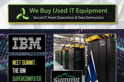 Meet Summit, The IBM Supercomputer