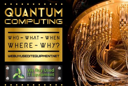 Quantum Computing – Who What When Where Why
