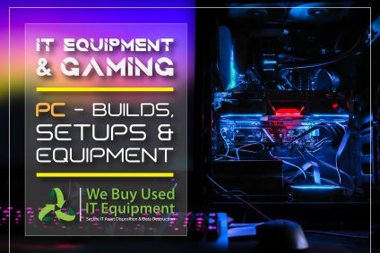 All of the Equipment You Need to Build a Gaming PC
