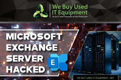 Microsoft Exchange Server's Hacked!