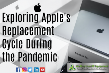 Exploring Apple's Replacement Cycle During the Pandemic