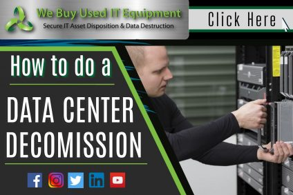 """Data Center Decommissioning – A """"How-To"""" Guide"""